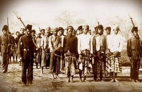 Sejarah Terjadinya Penjajahan Belenda Kepada Negara Indonesia