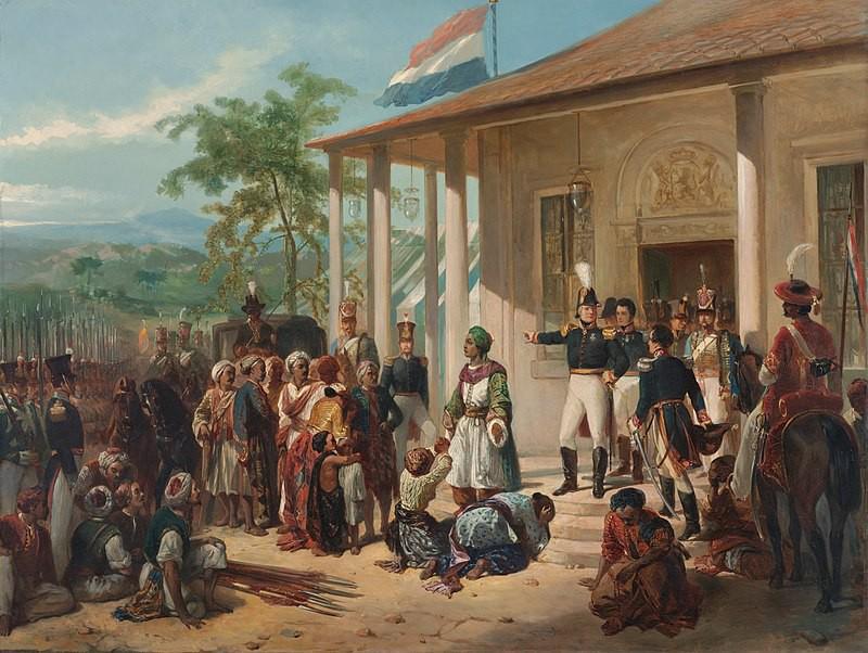 Sejarah Visi Dan Misi Belanda Saat Menjajah Negara Indonesia